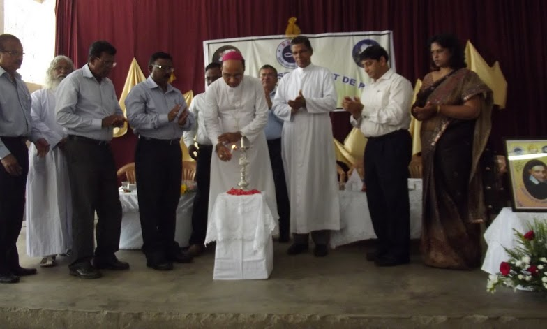 Udupi Diocese - Udupi Central Council of SSVP inaugurated at Udupi