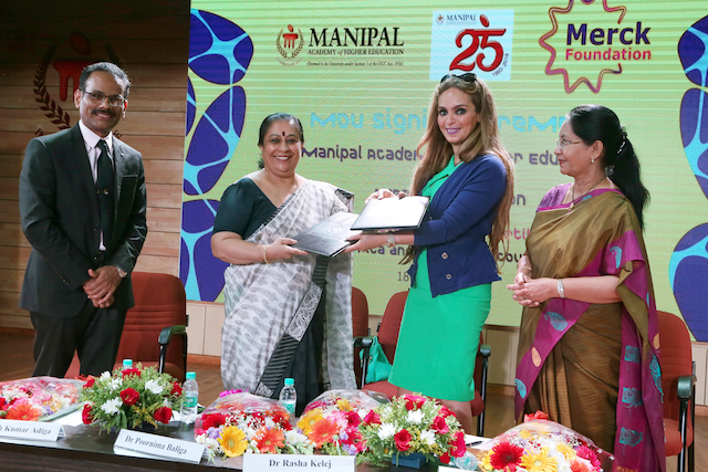 Manipal Academy of Higher Education signs MoU to Train Embryologists from Africa and Asia