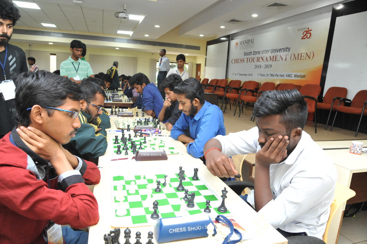 Osmania, Anna, Chennai and University of Maderas leads in SZ Varsity Chess Tournament