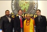 Sanger City Council in California had its 1st Hindu prayer in 101 years