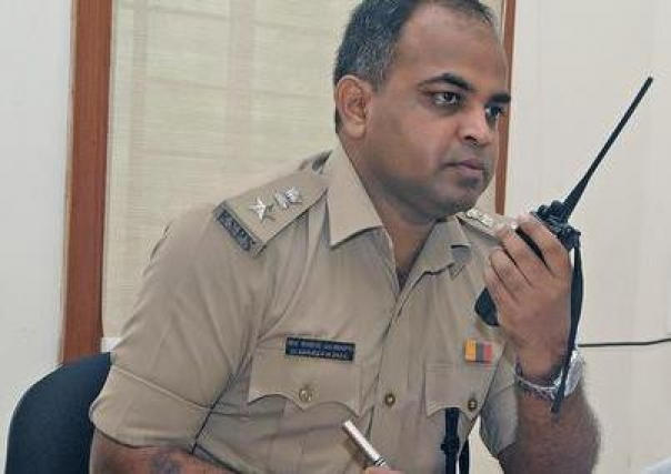 SP Dr. Sanjeev Patil to launch police phone-in programme on 19th August