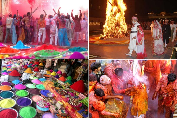 Significance of Holi, the festival of colours