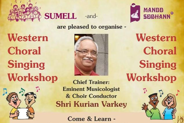 Western Choral Singing Workshop at Kalaangann