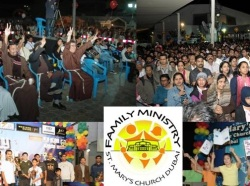 Dubai: St Mary's Gears up for the Family Festival 2012