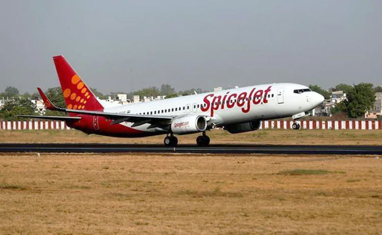 SpiceJet: Direct flight restarted between M'luru-New Delhi