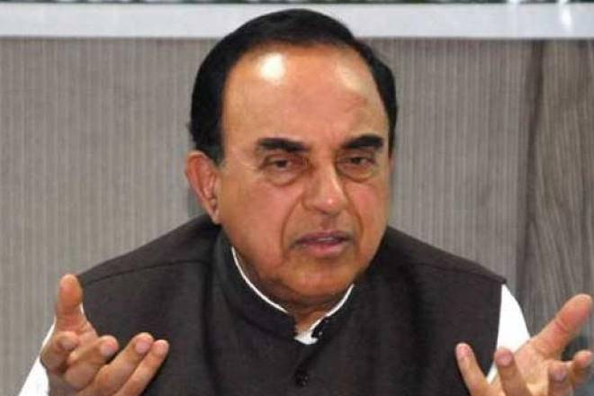 BJP leader Subramanian Swamy says economy is heading for depression