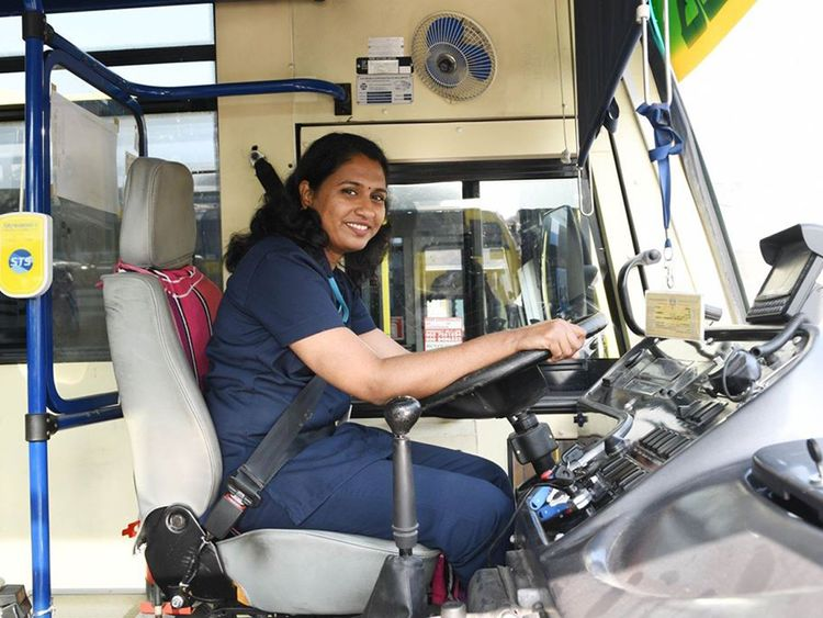Meet Suja Thankachan: Kerala expat fulfills childhood dream as a bus driver in UAE