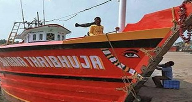 DC Priyanka Mary Francis fears that the missing fishing boat might hijacked