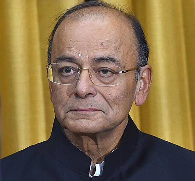 Congress record on free speech patchy, says Jaitley