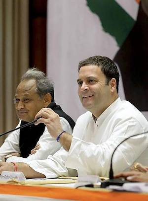 There is massive undercurrent against BJP in Gujarat, says Rahul Gandhi