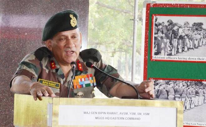 In surprise move, Lt. Gen. Bipin Rawat appointed next Army Chief