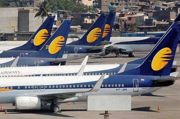 Shiv Sena asks govt to take over Jet