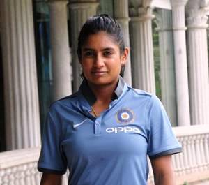 Mithali Raj delivers snappy response to 'who's your favourite male cricketer'