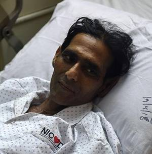 Pakistan hockey star seeks heart transplant in India