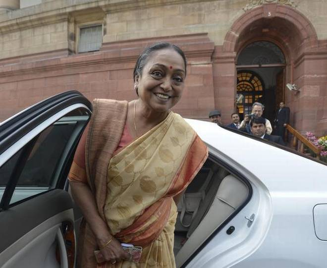 Meira Kumar's style evolved with her roles