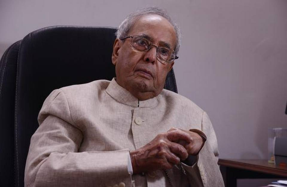 Concerned over reports of alleged tampering of voters' verdict: Pranab Mukherjee