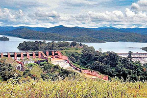 Bhakra dam water level reaches 50-year high, set to open floodgates, alert sounded