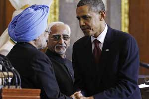 US, India ink first nuke deal commercial pact