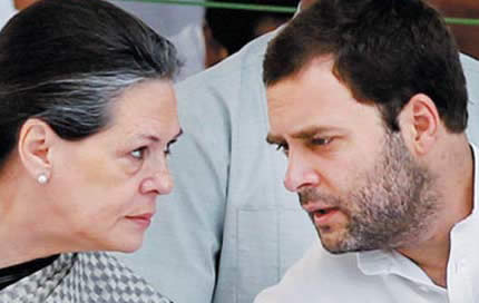 Rahul Gandhi moves centre stage, CWC to decide 'bigger role'
