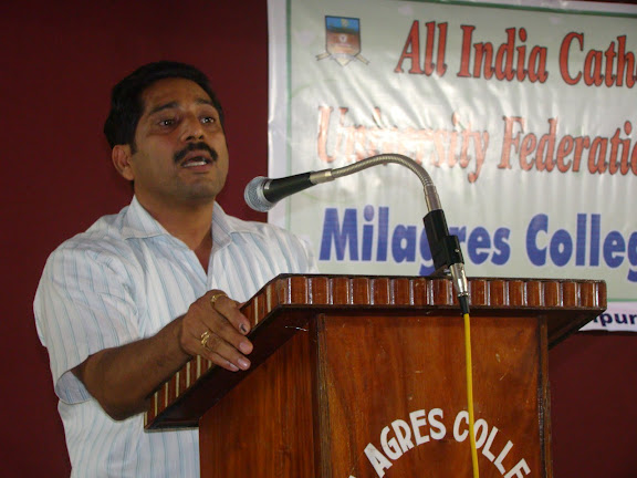 Seminar on Various Scholarships & Government Facilities at Milagres