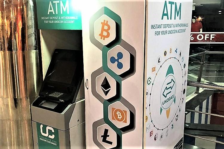 India gets its first cryptocurrency ATM amidst the central bank's crackdown