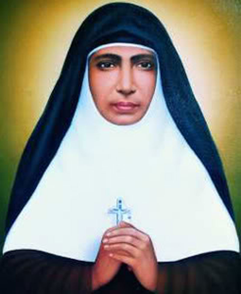Pope to declare Mariam Thresia as saint on October 13
