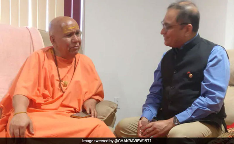 Indian envoys in US laud authorities for action in hindu priest case