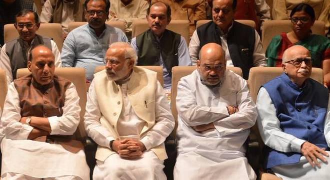 BJP blames Congress for impasse in Parliament