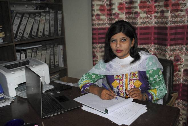 Pakistan elects its first Dalit woman Senator
