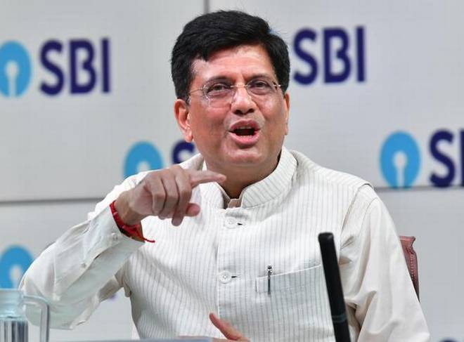 Piyush Goyal announces committee to set up Asset Reconstruction Company