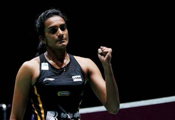 P.V. Sindhu becomes first Indian to win Badminton World Championships gold