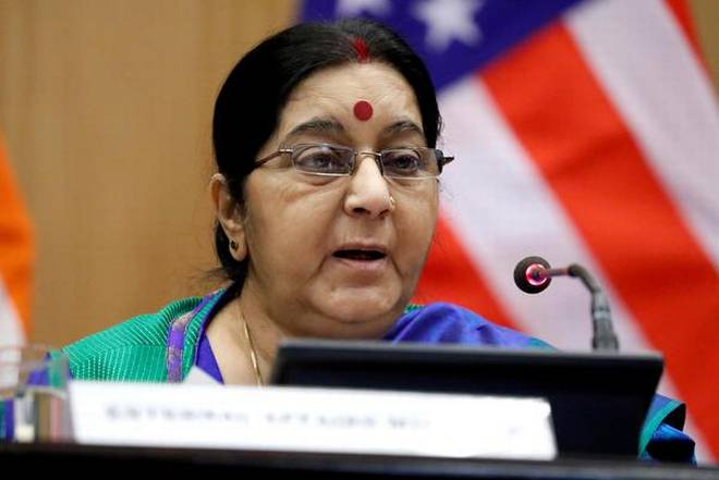 Sushma Swaraj, husband continue to face abuse online