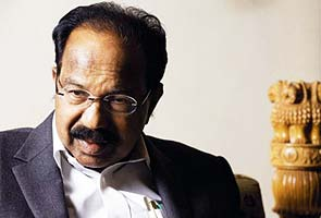 New Oil Minister Veerappa Moily confident of 'melting away' obstacles