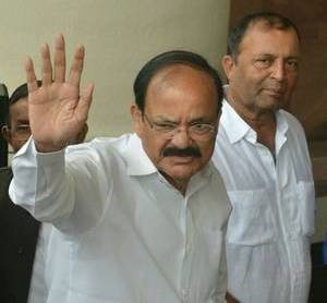 Venkaiah Naidu wins the Vice-President elections: reactions