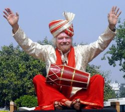 Richard Branson, India's High-Speed Savior?