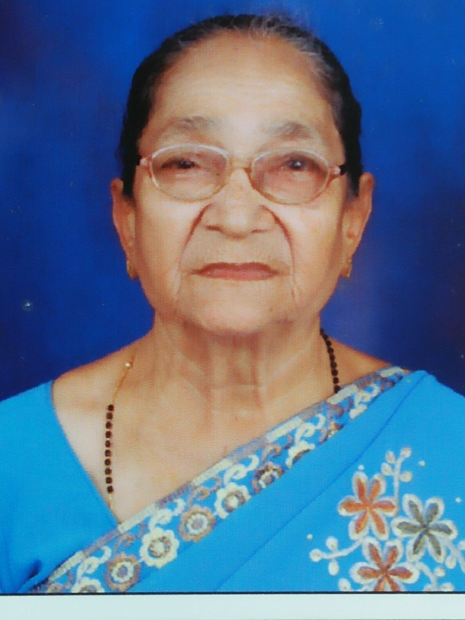 Obituary : Mrs. Winnifred D'Souza (83), Kenha, Mudarangady