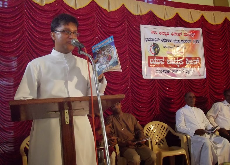 Udupi Diocese Youth Commission Magazine