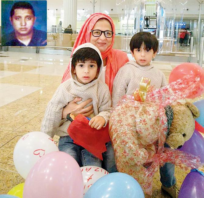 Parsi woman in Dubai desperate to return to Mumbai with twin sons