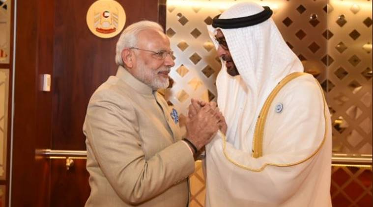 PM received by Crown Prince in Abu Dhabi, five MoUs signed between India-UAE