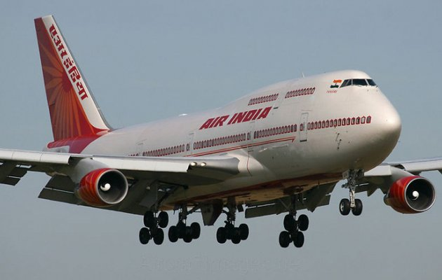 Air India flight overshoots runway at Pune airport