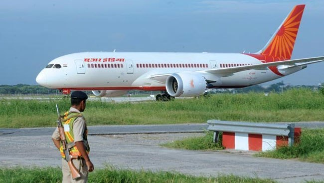 Threat to hijack Air India plane, security tightened at airports