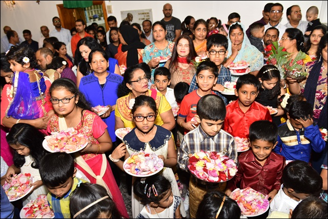 Kuwait: Nativity feast celebrated at Our Lady of Arabia Church, Ahmadi