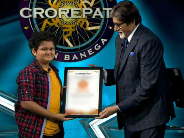 Kaun Banega Crorepati: Udupi's 12-year-old wins Rs 50 lakhs