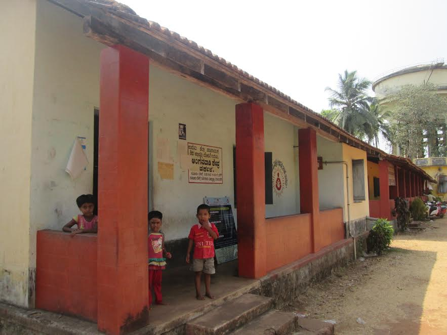 Drinking tap water and lavatory facilities provided to Parkala Anganwadi Center, Parkala