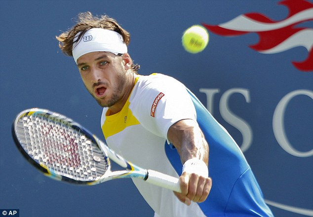 World No. 14 Feliciano Lopez makes Aircel Chennai Open debut