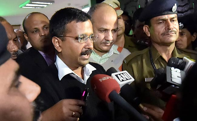 'Finance Minister Lied,' Says Arvind Kejriwal After Arun Jaitley Denies CBI Raid: 10 Developments