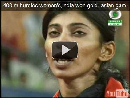 Watch Kundapura Girl Ashwini winning  Second Gold Medal  in the Asian Games