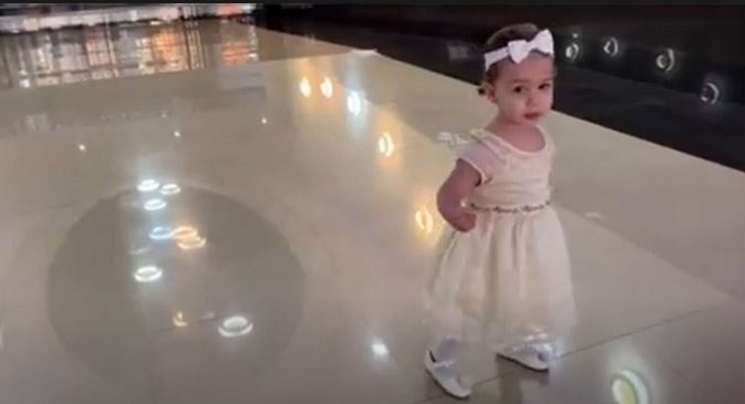 Baby girl miraculously recovers after falling from 10th floor in UAE