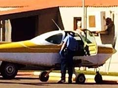 He Parked His Plane at a Pub, Went in For a Beer