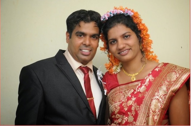 Best Wishes  To Hazlet and Anitha